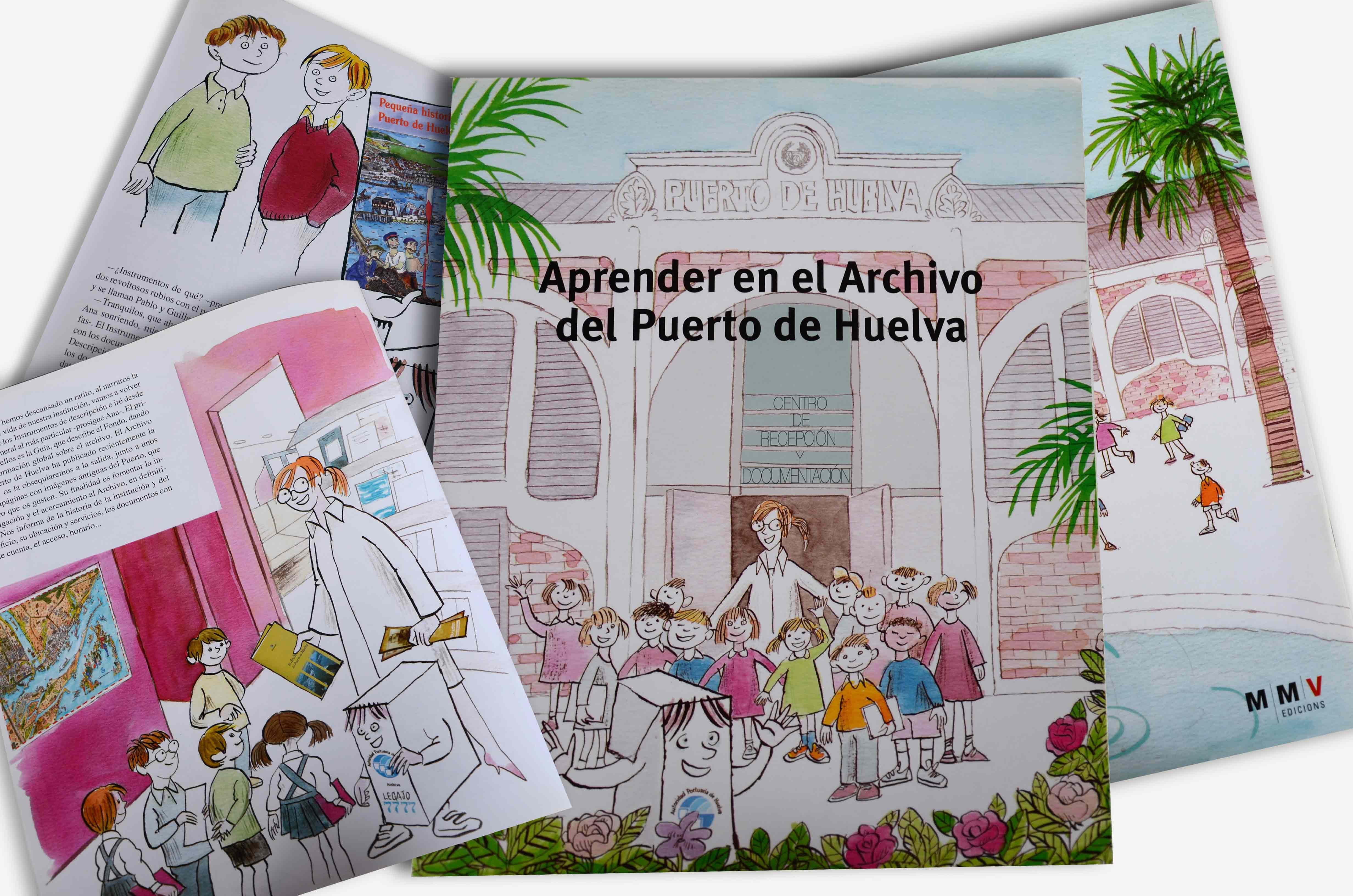 Archivo Puerto de Huelva