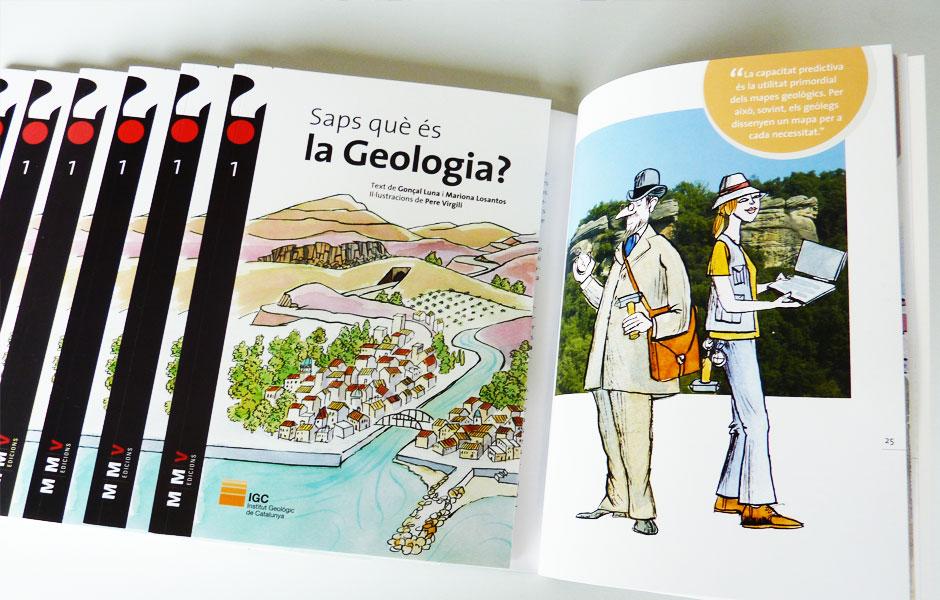 Col·lecció Institut Geològic de Catalunya