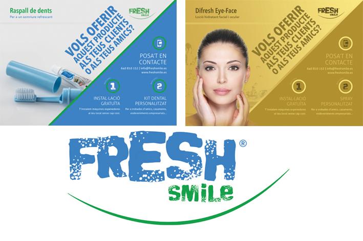 Creació marca Fresh Smile