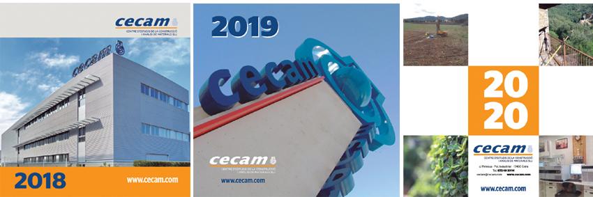 Calendaris CECAM