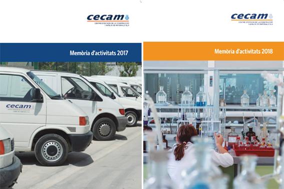 CECAM memòries